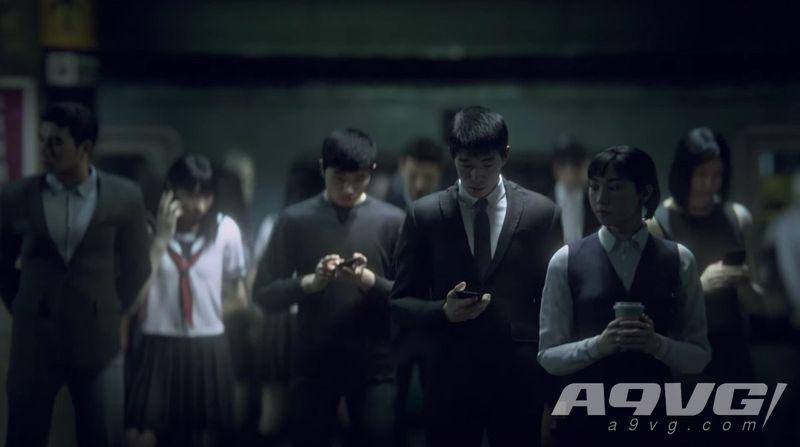 三上真司恐怖游戏新作《Ghostwire Tokyo》宣传片首曝