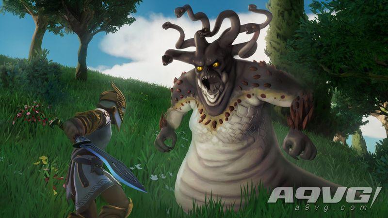 育碧公布全新动作冒险游戏《渡神纪》 2020年2月25日发售