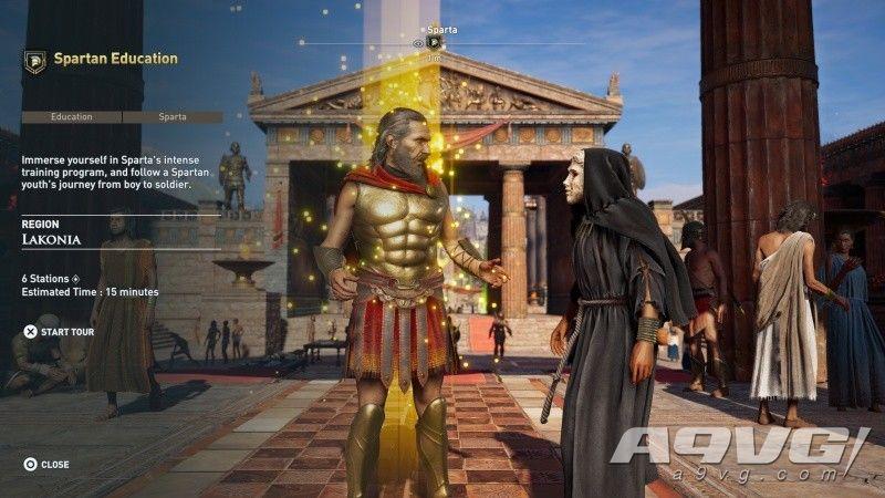 """《刺客信条 奥德赛》""""发现之旅:古希腊""""将于2019年秋季推出"""