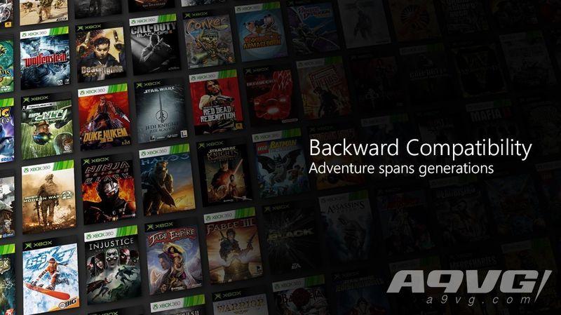 Inside Xbox:E3 2019 新闻汇总 最后一波向下兼容游戏公布