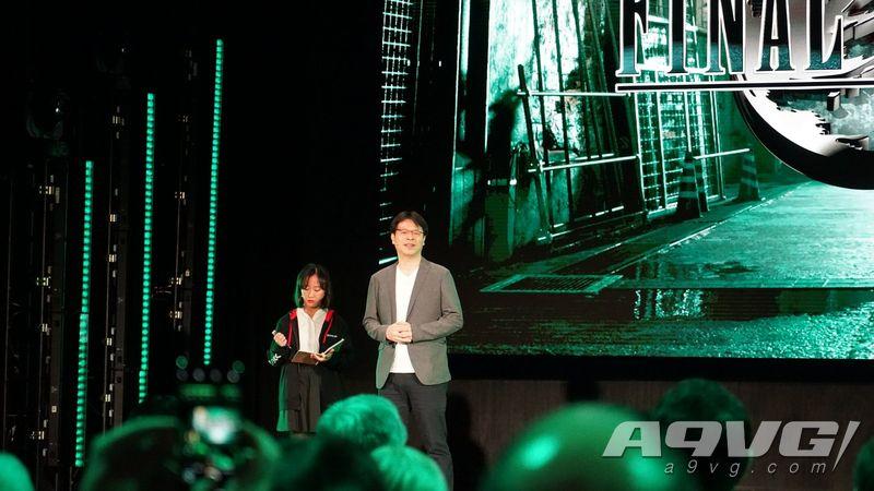 E3 2019 SE展前發布會現場圖集 兩款大作壓住陣頭陣腳
