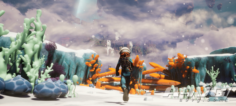《Journey to the Savage Planet》亮相E3 展示幽默外星旅程