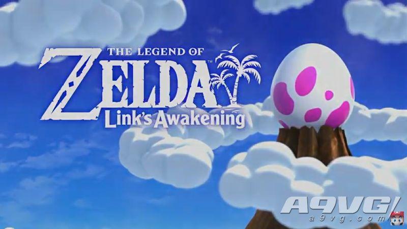 《塞尔达传说 织梦岛》将于9月20日推出 限定版公布
