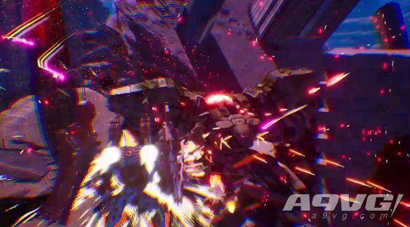 《DAEMON x MACHINA》9月发售 并展示新宣传片