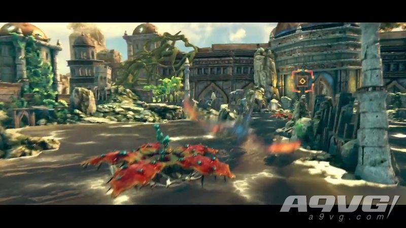 《铁甲飞龙 重制版》登陆Switch  将于今年冬季发售