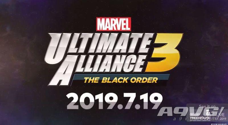 《漫威终极联盟3》将于7月19日发售 确定有DLC角色