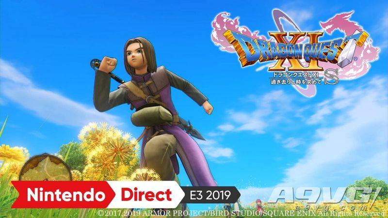 E3 2019任天堂直面会汇总 动森新作发售日 旷野之息续作