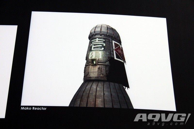 E3 2019《最終幻想7 重制版》小型設定資料展現場圖集