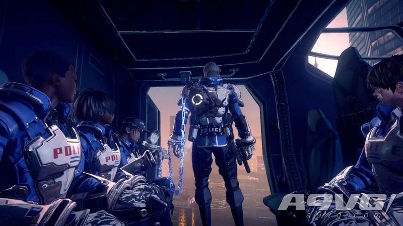 《异界锁链》任天堂树屋试玩演示视频 制作人讲解游戏特性
