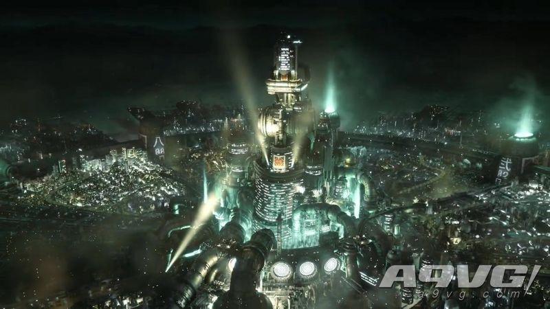《最终幻想7 重制版》制作人访谈要点 第二作讲到哪里还在想