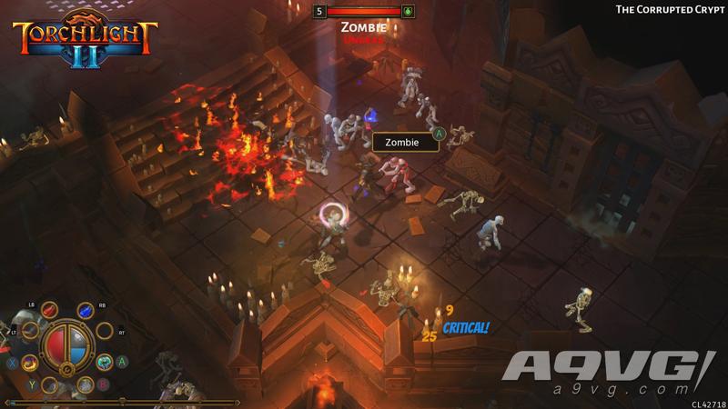 《火炬之光2》主机版将拥有独占要素 游戏将于9月4日推出