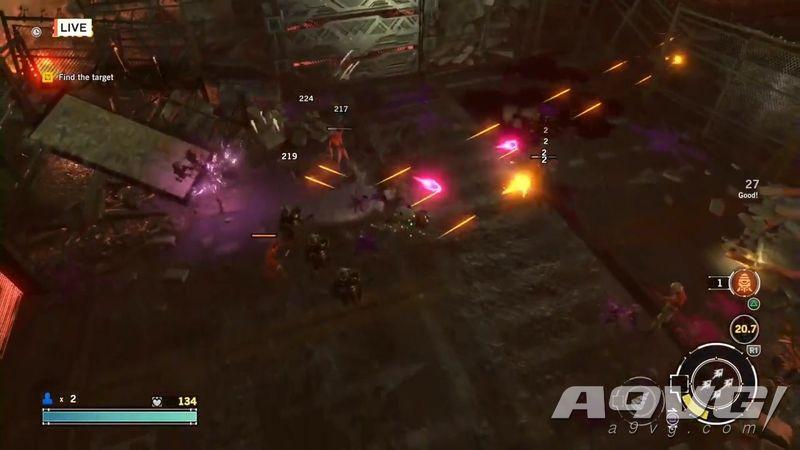 《魂斗罗 RC联盟》13分钟试玩影像 俯视角动作射击玩法