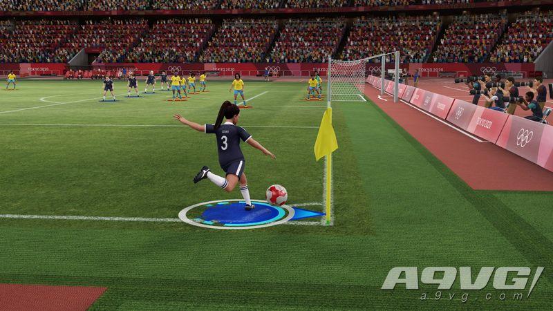 《2020 东京奥运 官方授权游戏》第五波资讯 介绍足球等项目