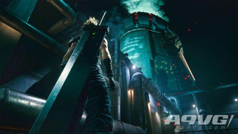 SE总裁表示《最终幻想7 重制版》或成为一款跨世代游戏