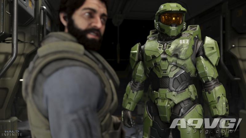 《光环 无限》PC版将于2020年底和主机版同步推出
