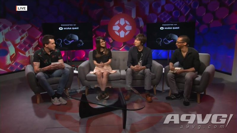《噬血代码》公开E3 2019试玩演示与制作人访谈视频