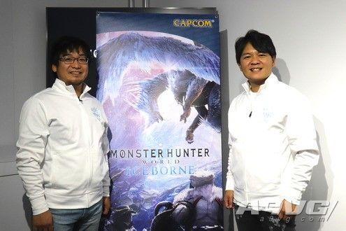 《怪物猎人世界Iceborne》可以与只有本篇的玩家一起联机
