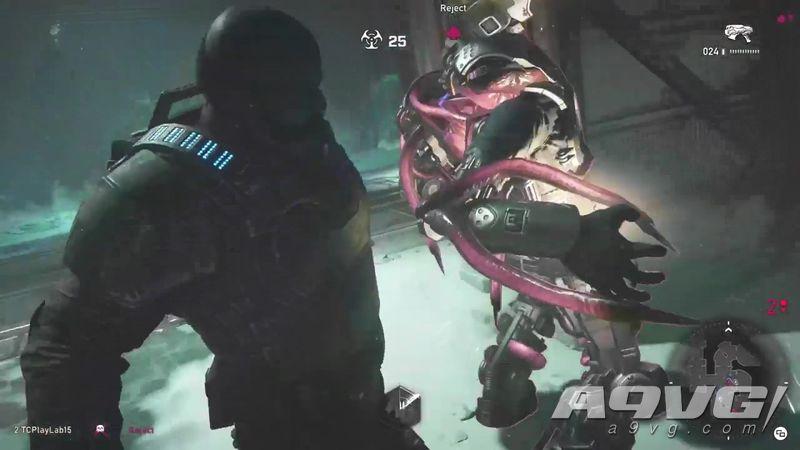 """《战争机器5》合作逃生模式""""ESCAPE""""官方试玩视频"""