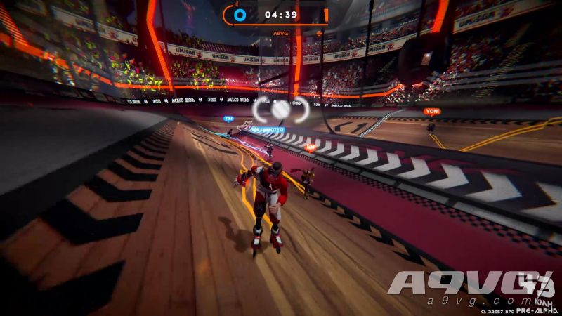 育碧新游《冠军冲刺》E3试玩报告 打球打人两不误的轮滑游戏