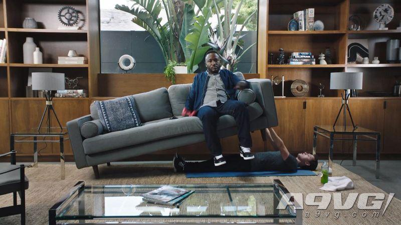"""""""荷兰弟""""出演《最终幻想14 漆黑的反逆者》创意宣传片"""