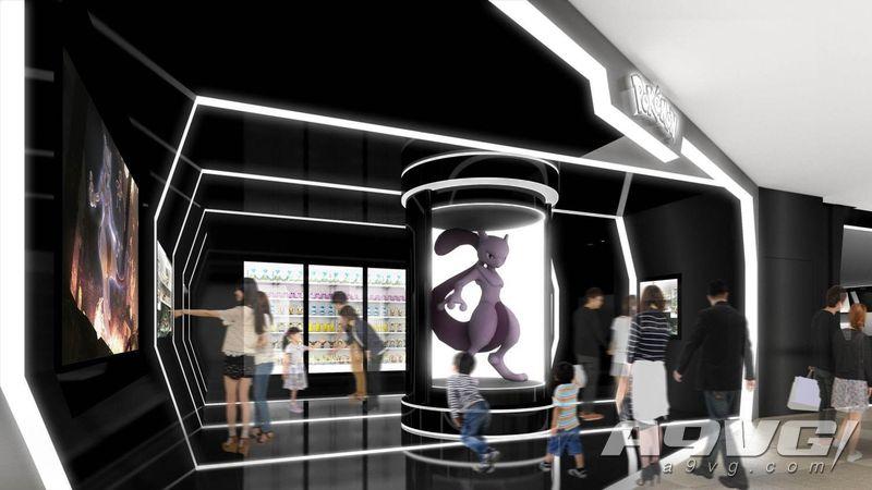 澀谷PARCO將于11月開業 卡普空任天堂寶可夢等商店同期開張