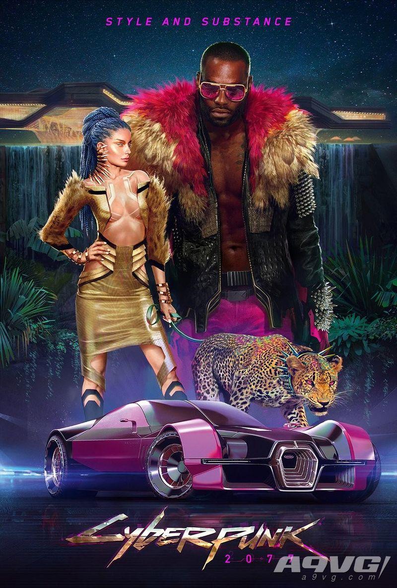 """《赛博朋克2077》有汽车版的""""萝卜"""" 基努·里维斯唱歌被拒"""