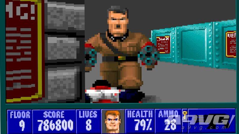 機械希特勒不會出現在《德軍總部 新血脈》中 制作組另有安排