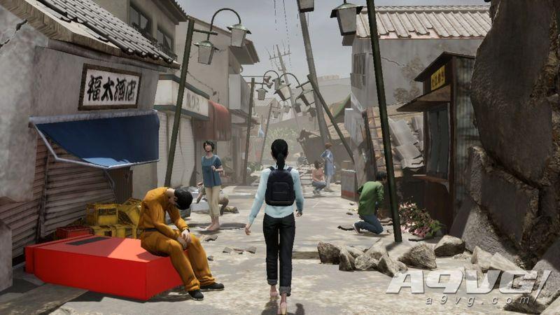 Switch版《绝体绝命都市4+》公布具体发售日和游戏画面