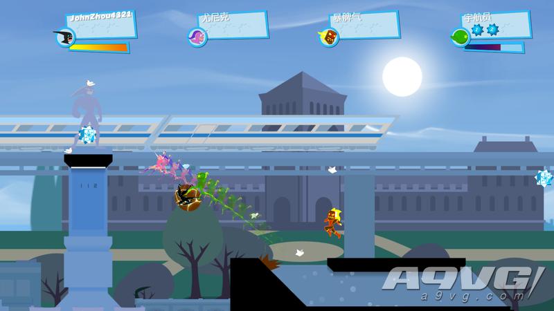 多人跑酷游戲《超神跑者Speed Runners》歡樂登陸Xbox國行