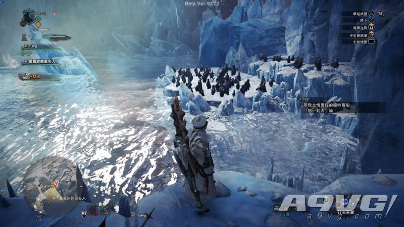 《怪物猎人世界 Iceborne》Beta测试版中透露出的小细节