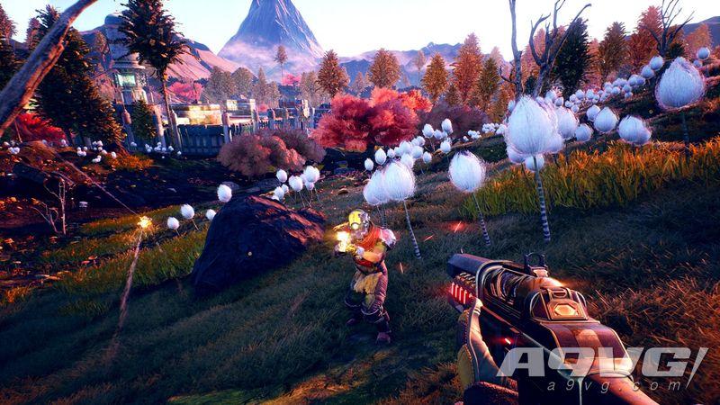 《天外世界》E3 2019实机演示观察报告 无处不在的选择自由