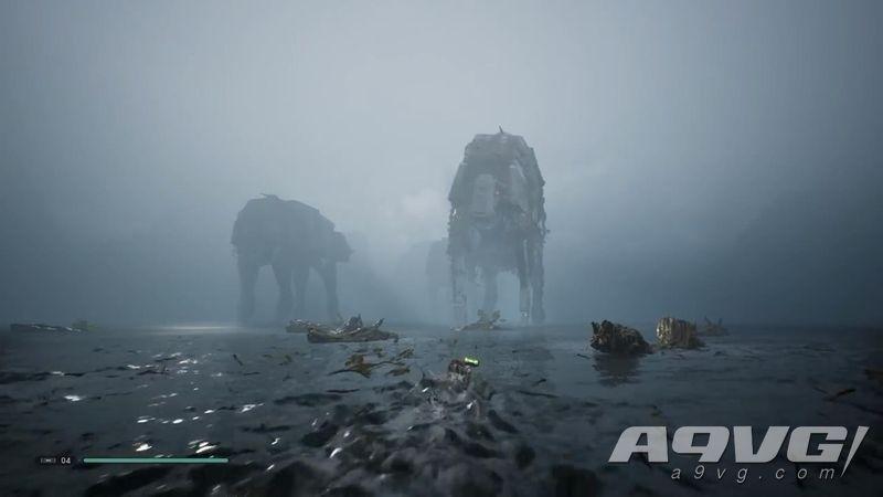 《星球大战 绝地 陨落的武士团》公开E3小黑屋26分钟演示