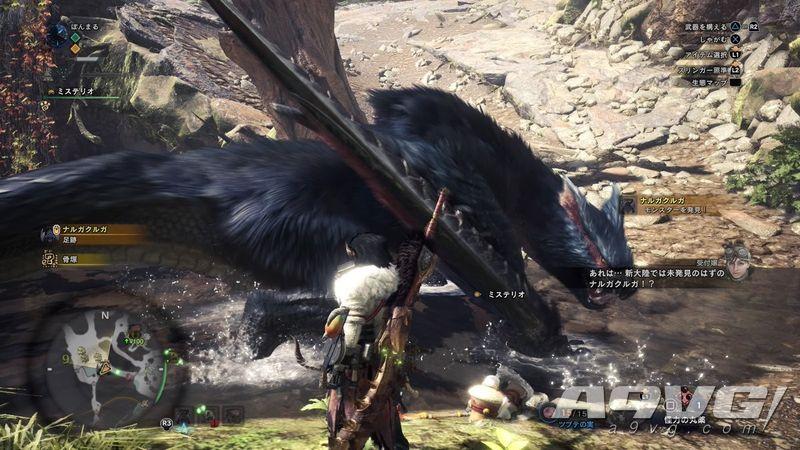 《怪物猎人世界 Iceborne》第二次beta测试包含隐藏的迅龙