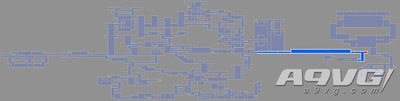 《血污 夜之仪式》邪恶之桥地图数据强化道具、宝箱位置