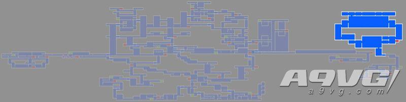 《血污 夜之仪式》巨兽之巢地图数据强化道具、宝箱位置