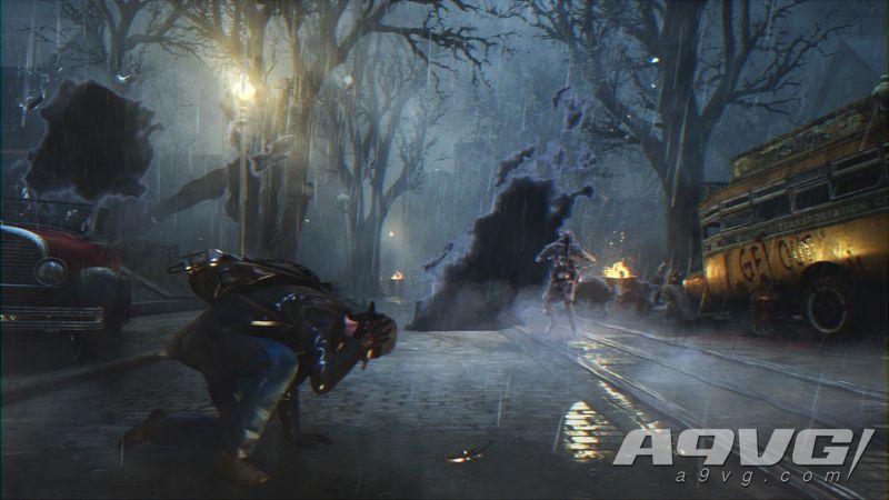 克苏鲁风格恐怖游戏《沉没之城》现已推出 解谜之旅正式开始