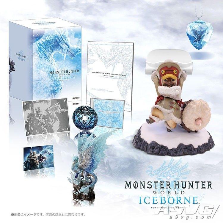 《怪物猎人世界 Iceborne》艾露猫主题支架实物图公开