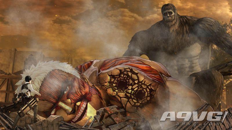 港服PSN商店每周推荐:进击的巨人2最终之战、方块方舟等