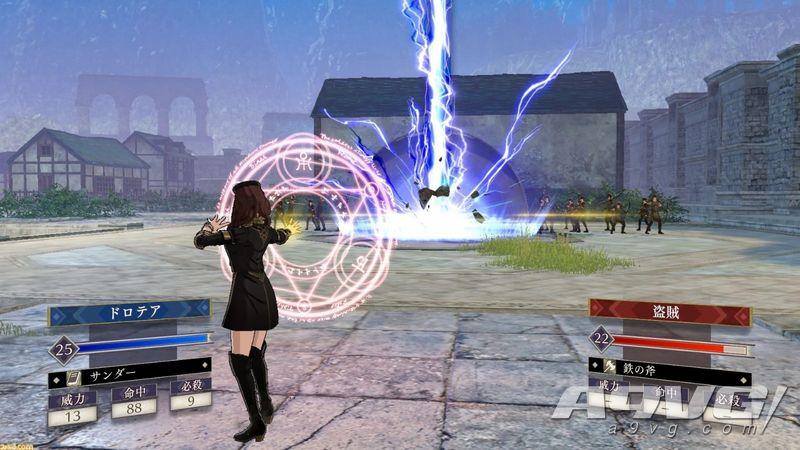 《火焰之纹章 风花雪月》单条剧情线可游玩80小时左右
