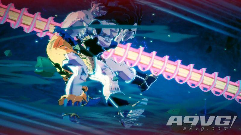 《七龙珠Z 卡卡洛特》最新截图 悟空与比克合作击败拉蒂兹