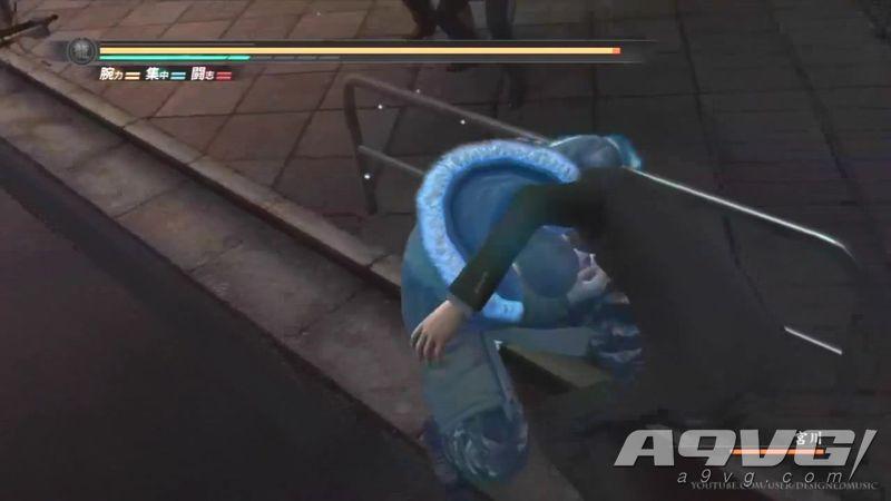 《如龙5 HD版》全热血动作发动条件一览 视频合集