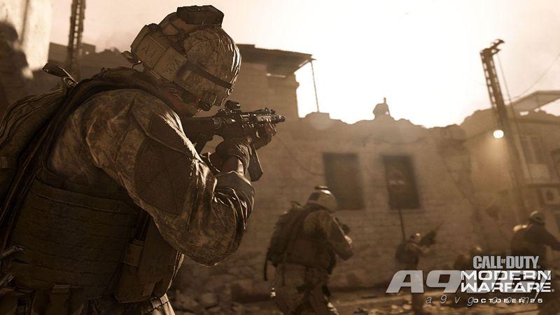 《使命召唤 现代战争》新多人模式将于7月12日凌晨1点进行演示