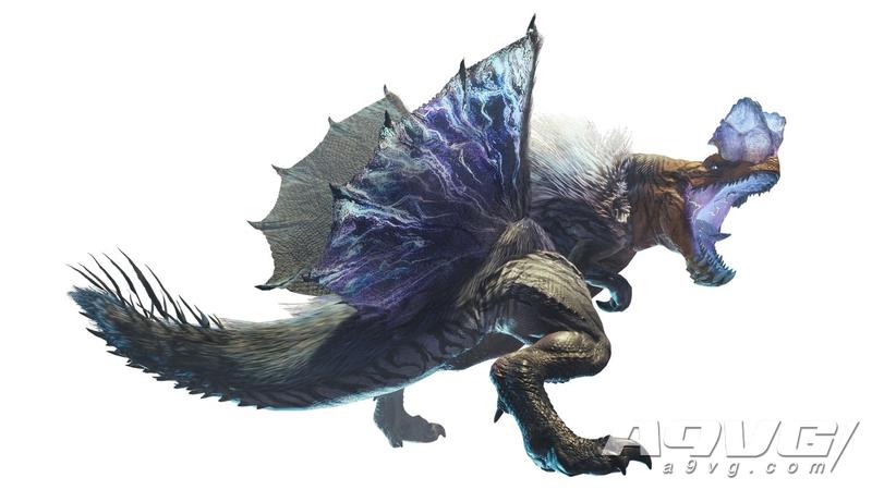 《怪物猎人世界 Iceborne》释出第三部宣传视频 斩龙正式亮相