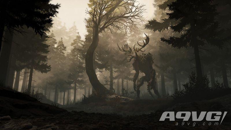 动作RPG游戏《GreedFall》9月10日推出 凋零世界中的自由抉择