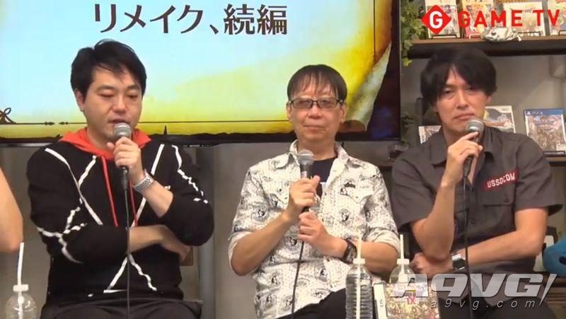 《勇者斗恶龙9》会积极考虑在Switch平台上推出重制版