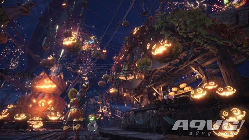《怪物猎人世界》将开展连续五周庆典活动 以往主题轮番登场