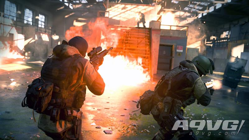 《使命召唤 现代战争》公开2v2「枪战」模式演示