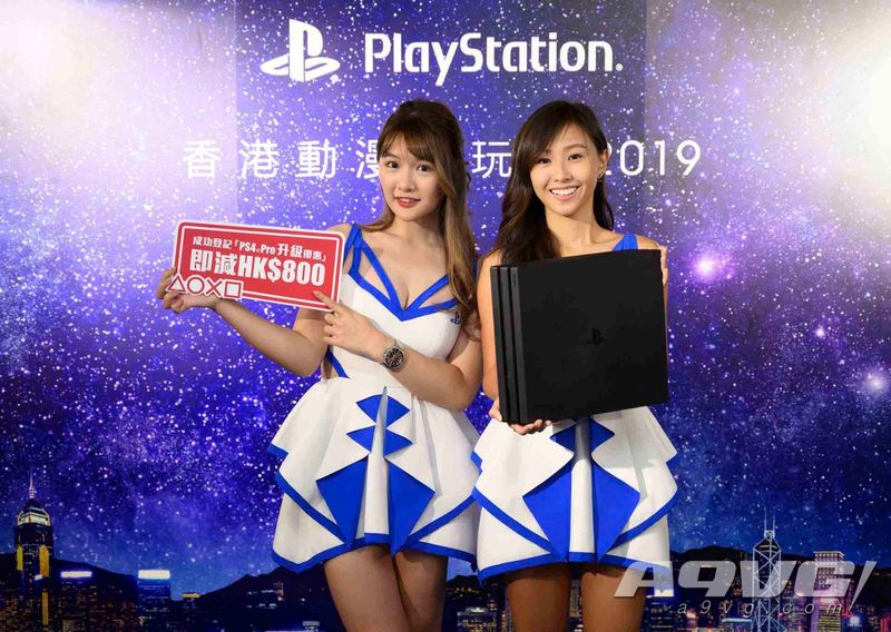 《最终幻想7重制版》中文版将在ACGHK2019的PS展位提供试玩