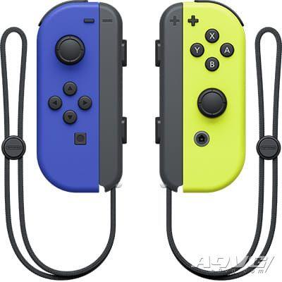 兩組全新配色的NS Joy-Con手柄發表 10月4日發售各80美元