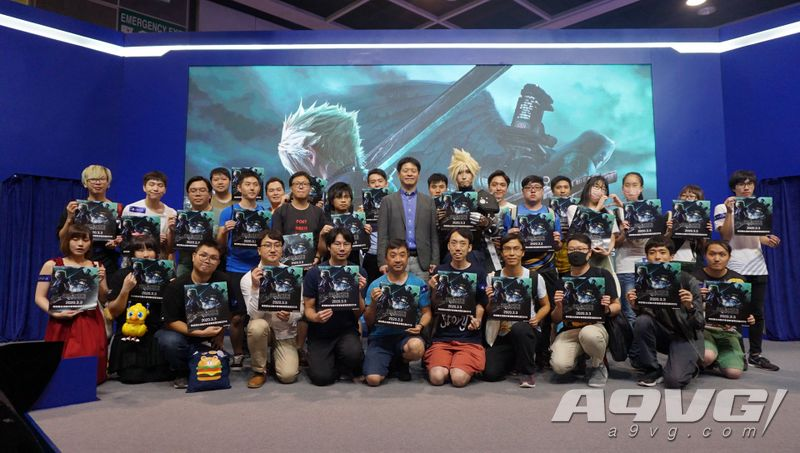 《最終幻想7 重制版》ACGHK展示更多內容 老玩家也不失新鮮感